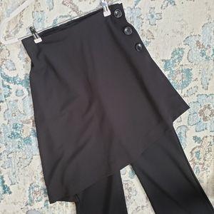 NEW ZARA Skirt Pants Wide Leg